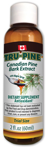 Pine bark liquid extract